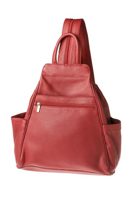 Handmade in Australia   Leather Backpack