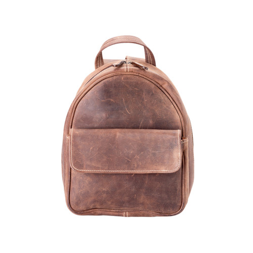 "Handmade leather backpack bag ""Suzie"""