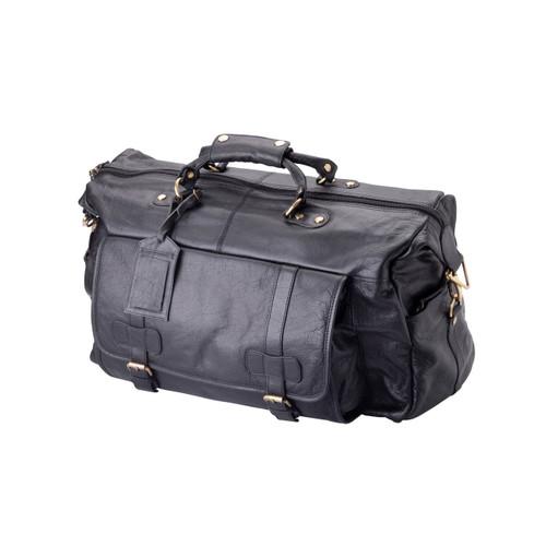 "Handmade Leather Travel Bag ""Suja"""
