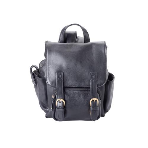 "Handmade Leather Backpack Bag ""Keerthi"""