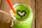 Green Glow-and-Go Smoothie