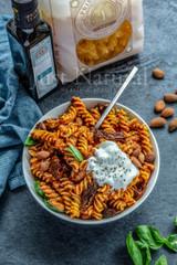 Sundried Tomato Fusilli