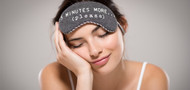 Can beauty sleep help your skin condition?