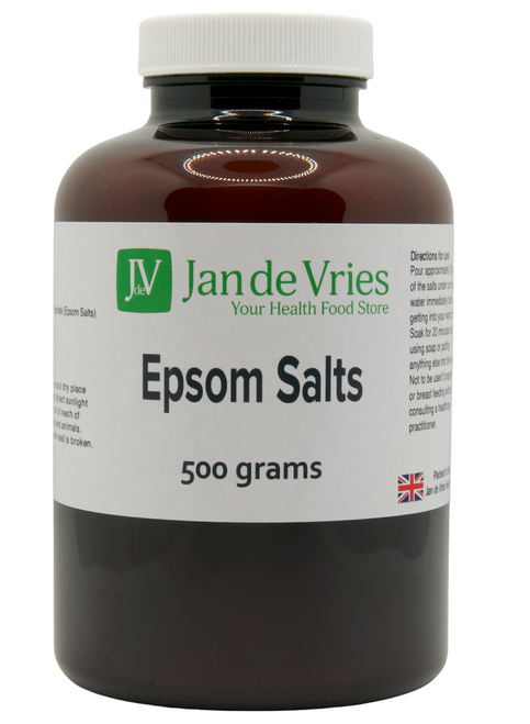 Jan de Vries Epsom Bath Salts