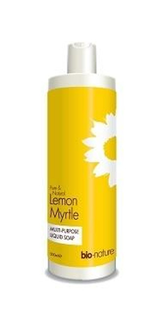 Bio Nature Lemon Myrtle Multi Purpose Liquid Soap