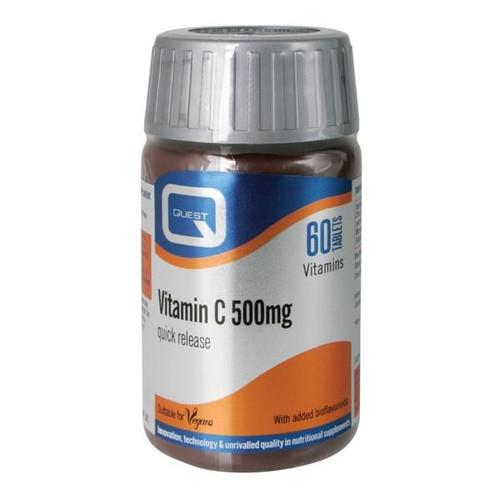 Quest Vitamin C 500mg