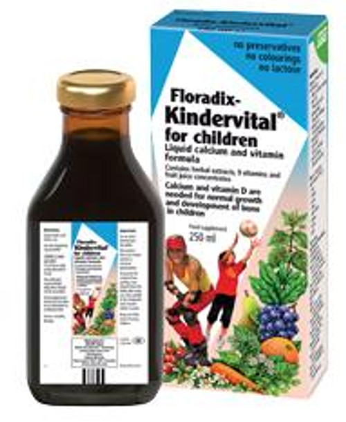 Floradix Kindervital Childrens Vitamin and Mineral Formula