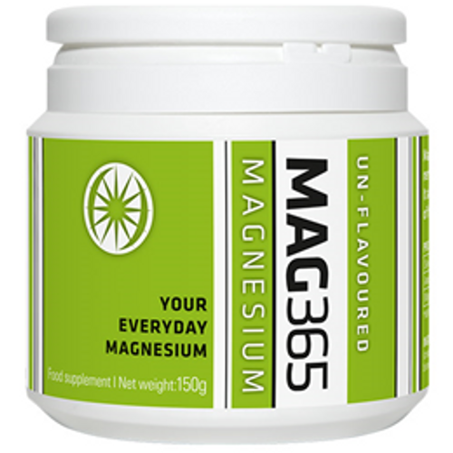 Mag 365 Magnesium Supplement Unflavoured.