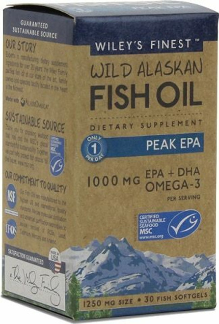 Wileys Peak EPA Fish Oil
