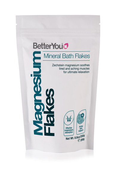 BetterYou Magnesium Flakes Foot and Body Soak