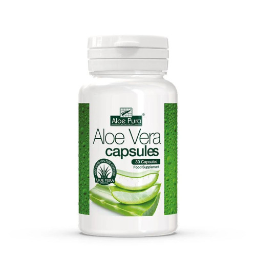Aloe Vera - Once a day capsules