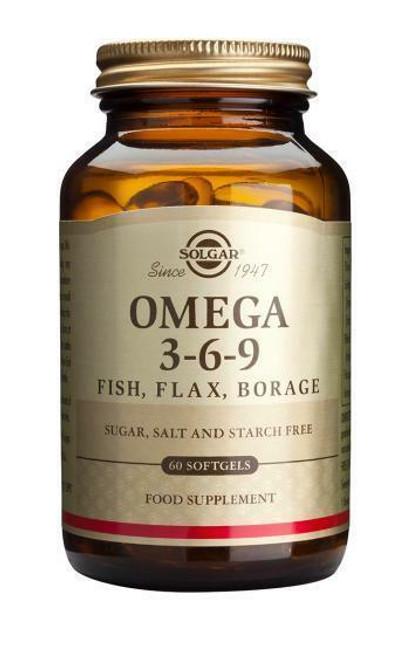 Solgar Omega 3-6-9 Fish Flax Borage
