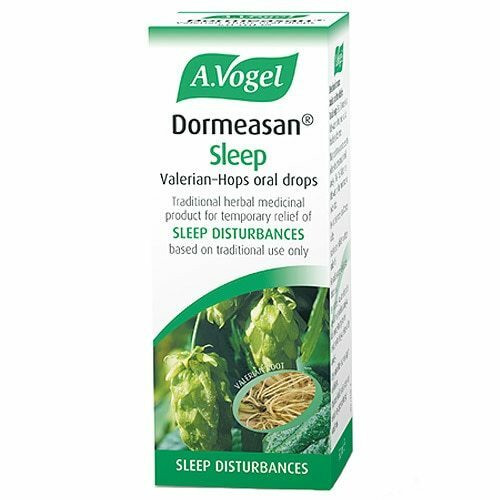 AVogel Dormeasan Sleep Valerian-Hops Oral Drops