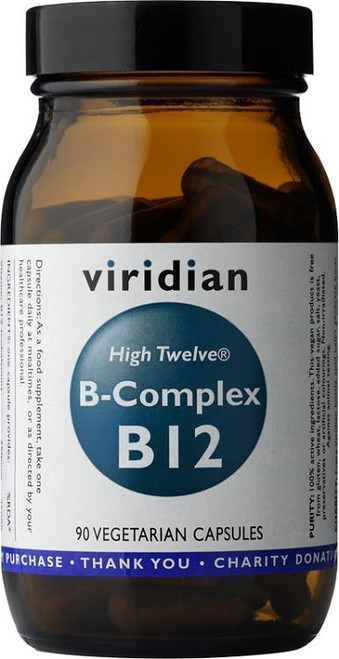 Viridian High Twelve B-Complex B12