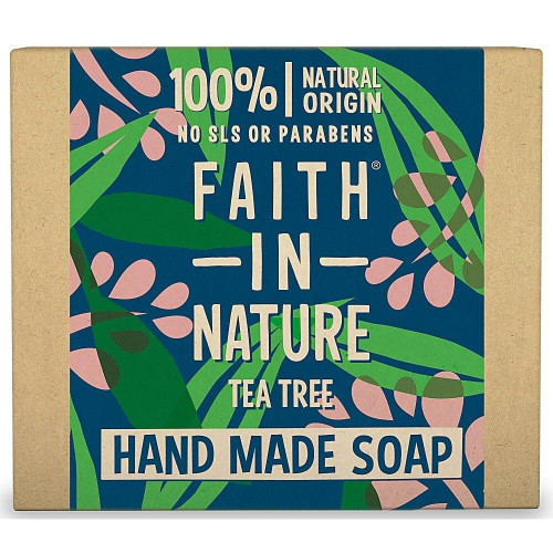 Faith in Nature Hand Made Pure Vegetable Soap