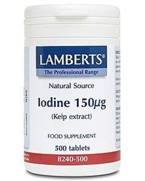 Lamberts Iodine Kelp Extract