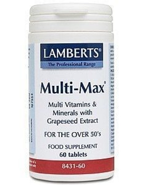 Lamberts Multi-Max For the over 50s