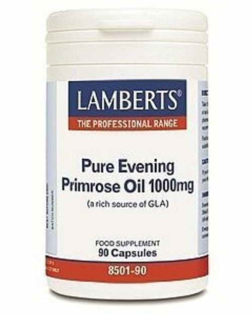 Lamberts Pure Evening Primrose Oil 500mg
