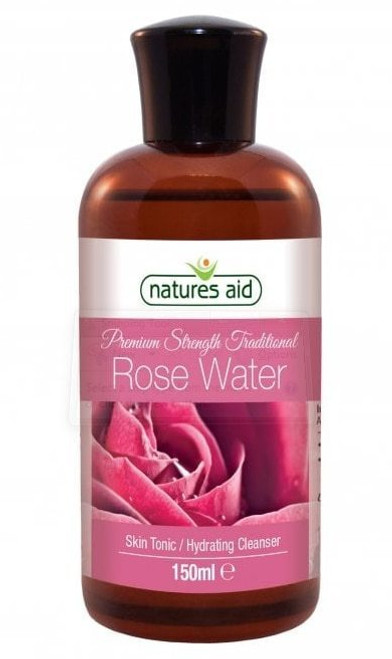 Natures Aid Rose Water Triple Strength