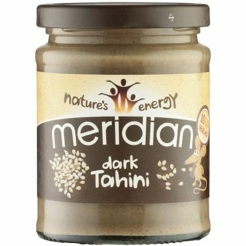Meridian Natural Dark Tahini