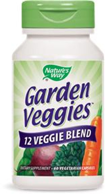 Natures Way Garden Veggies