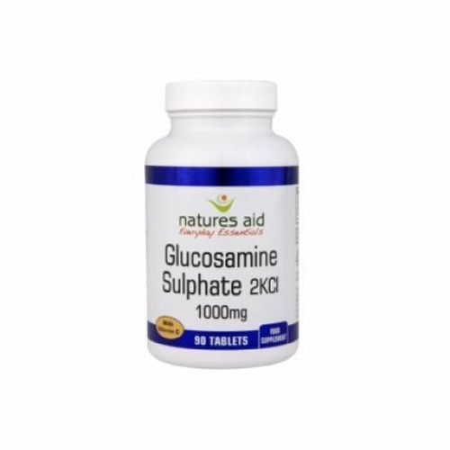 Natures Aid Glucosamine Sulphate with Vitamin C