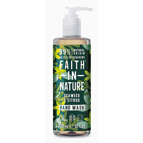 Faith in Nature Natural Hand Wash - Organic