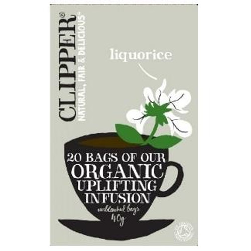 Clipper Organic Liquorice Tea