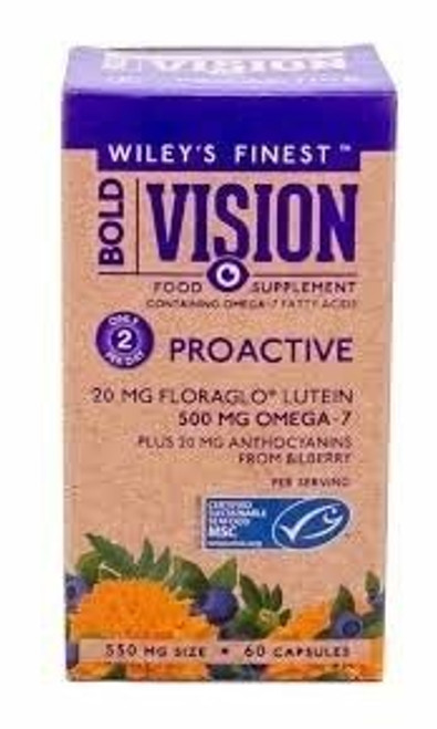 Wileys Bold vision proactive 60s