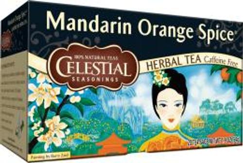 Celestial Seasonings Mandarin Orange Tea 20s