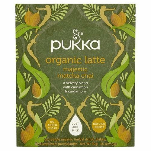 Pukka Organic Latte Majestic Matcha Chai