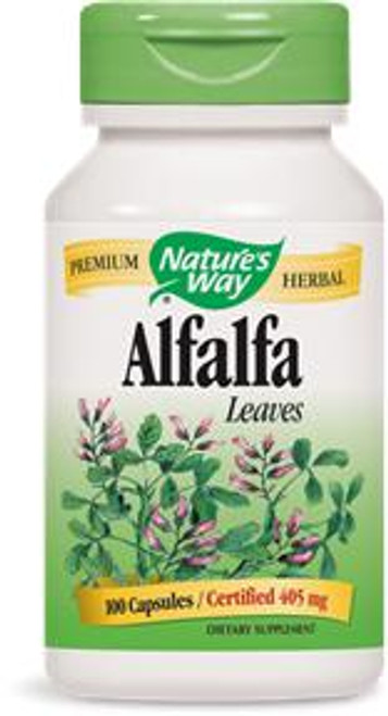 Natures Way Alfalfa Leaves