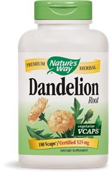Natures Way Dandelion Root 540mg