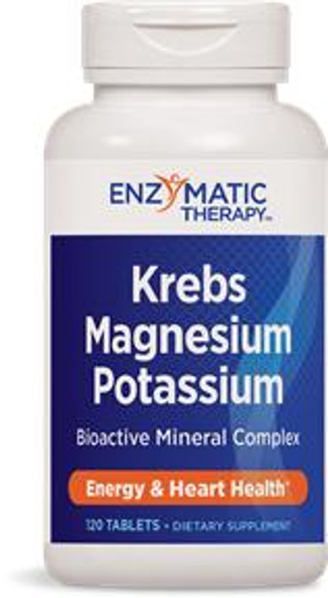 Enzymatic Therapy Krebs Magnesium Potassium Chelates