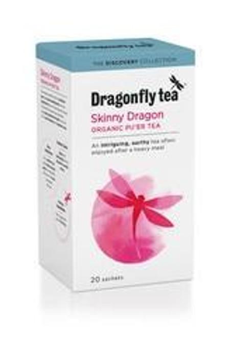 Dragonfly Tea Skinny Dragon Organic Puer Tea