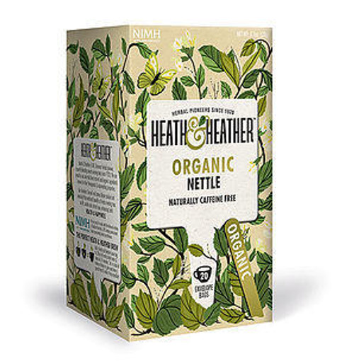 Heath and Heather Organic Nettle