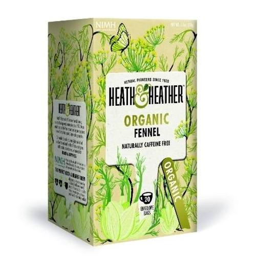 Heath and Heather Organic Fennel