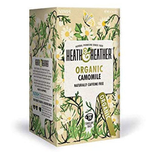 Heath and Heather Organic Chamomile Tea