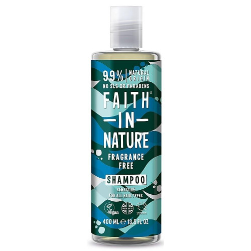 Faith in Nature Fragrance Free Natural Shampoo