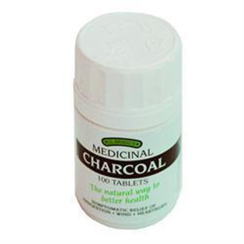 Braggs Medicinal Charcoal
