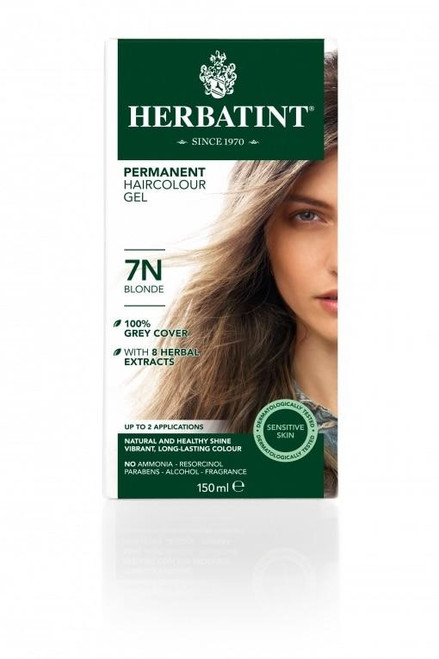 Herbatint Permanent Herbal Hair