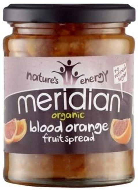 Meridian Organic Blood Orange Fruit Spread
