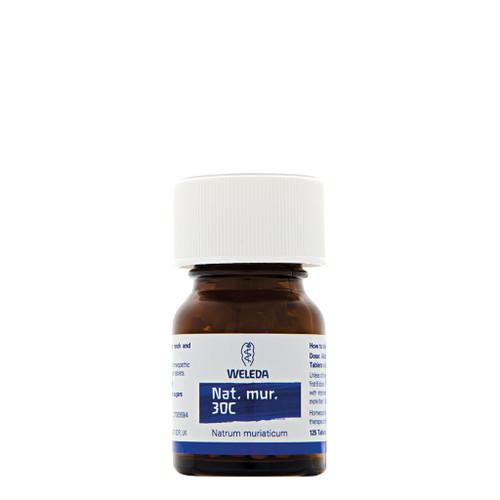 Weleda Nat Mur Homeopathic - 30c