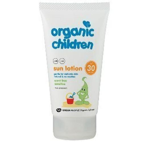 Childrens Sun Lotion SPF30