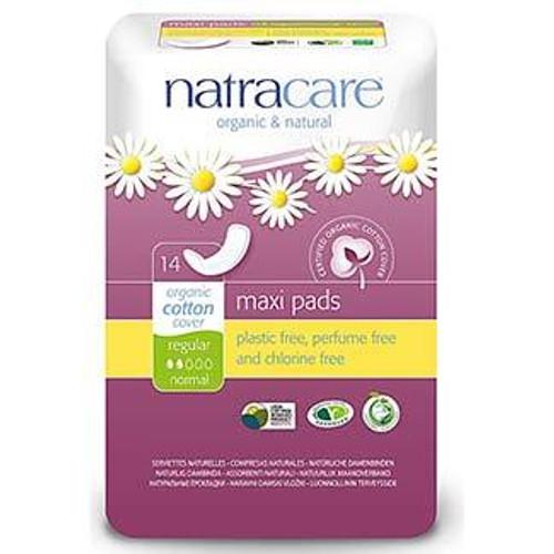 Natracare Natural Pads - Regularunboxed