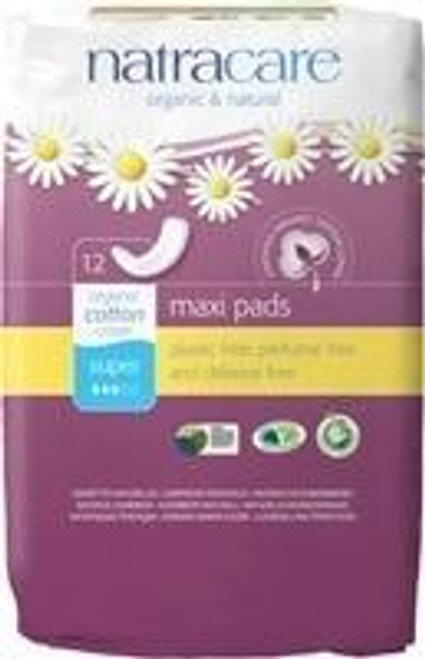 Natracare Natural Pads - Superunboxed