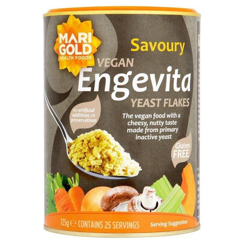 Marigold Savoury Vegan Engevita Yeast Flakes