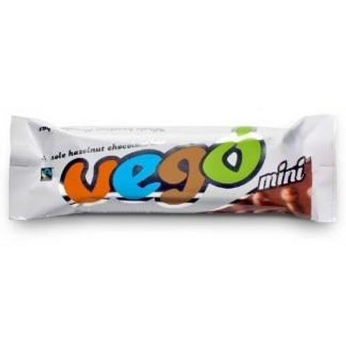 Vego Mini Hazelnut Chocolate Bar