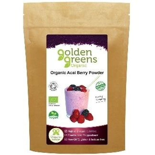 Golden Greens Organic Acai Powder