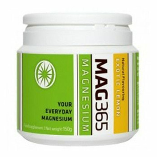 MAG365 Exotic Lemon Magnesium Supplement
